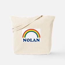 NOLAN (rainbow) Tote Bag