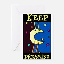 Keep Dreaming Greeting Cards (Pk of 10)