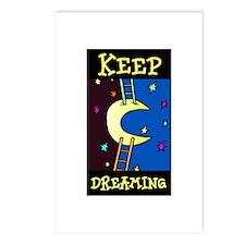 Keep Dreaming Postcards (Package of 8)