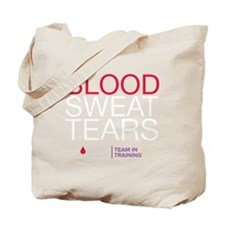 blood.sweat_REV Tote Bag