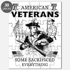 American Veterans Puzzle