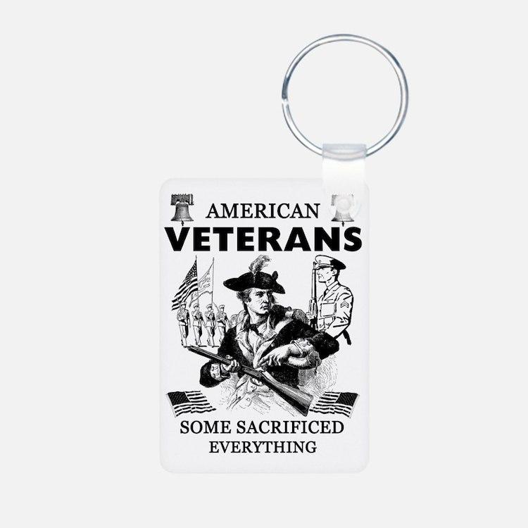 American Veterans Keychains