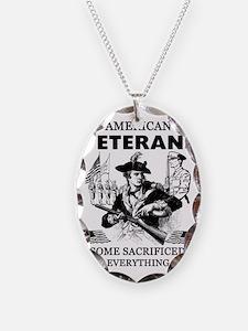 American Veterans Necklace