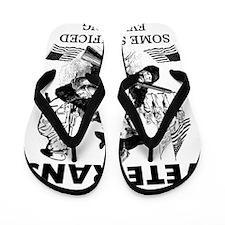 American Veterans Flip Flops