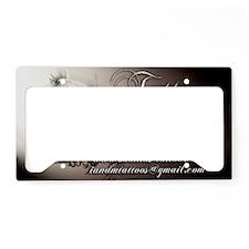 sticker License Plate Holder