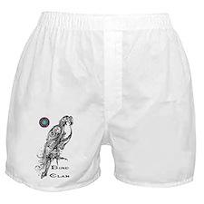 bird clan png Boxer Shorts