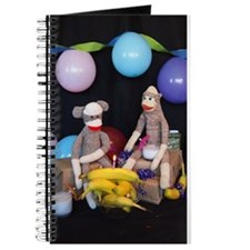 The Birthday Party - Sock Monkey Journal