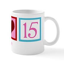 peacelovefifteenwh Mug