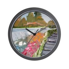 Scenic View Wall Clock