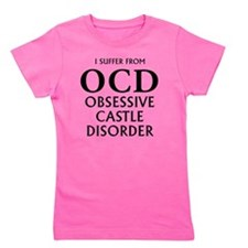 ocd3 clear Girl's Tee