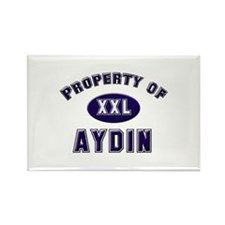 Property of aydin Rectangle Magnet