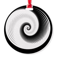 spiral.hurricane Ornament