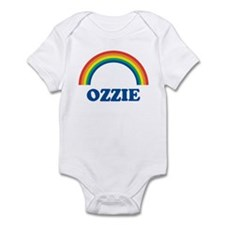 OZZIE (rainbow) Infant Bodysuit