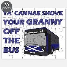 Ya Cannae Shove Your Granny Puzzle