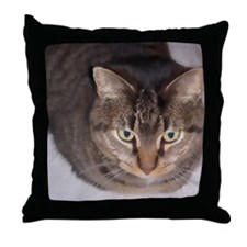 Snuggle-WC-M Throw Pillow