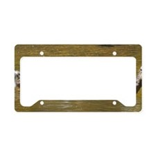 14x6_mallard License Plate Holder