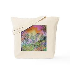 Colorful View Tote Bag