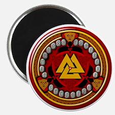 Red Rune Set Magnet