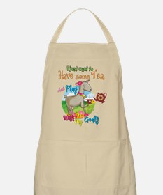 GOAT | Just Want to Have Some Tea Play Light Apron