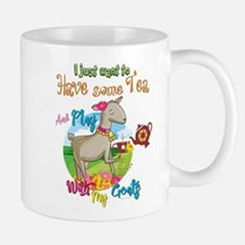 GOAT | Just Want to Have Some Tea Play Mug