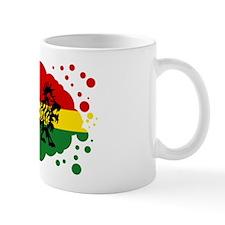 Rasta Lion of Jah Mug
