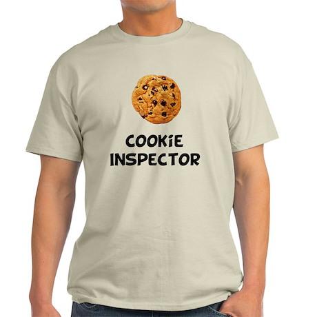 Cookie Inspector Black Light T-Shirt