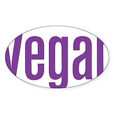 Vegan-CompassionOverCruelty_onDARK Decal