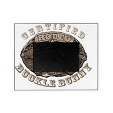 certified buckle bunny Picture Frame