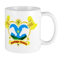 SunRidge Stable 5 color white Mug