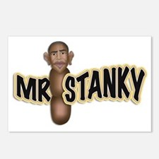 mrstankyw Postcards (Package of 8)