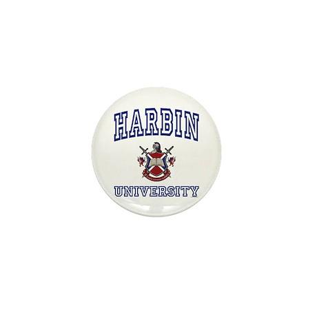 HARBIN University Mini Button