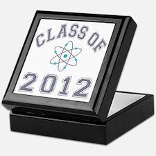 CO2012 Atom Gray Keepsake Box