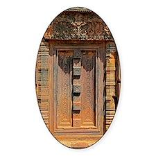 Banteay Srei  false door 2 Decal