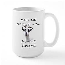 Goat Ask Alpine Mug