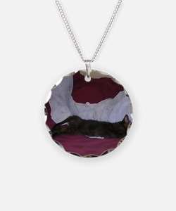 Miss Calico-WC-M Necklace
