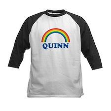 QUINN (rainbow) Tee
