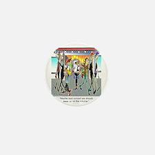 7842_concert_cartoon Mini Button