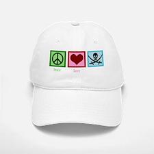 peacelovepirateswh Baseball Baseball Cap