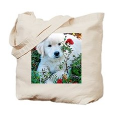 Golden Retriever Puppy Gift iPad Hard Cas Tote Bag