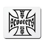 West Coast Scooters Mousepad
