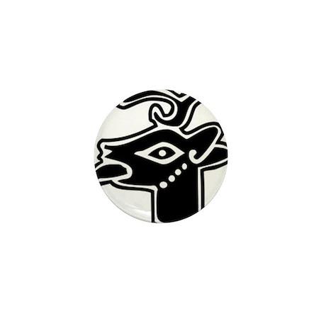 Mazatl Mini Button (10 pack)