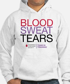 blood.sweat_purp Jumper Hoody