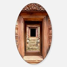 Banteay Srei  doors and arches 1 sa Decal
