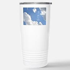 Alliswell Stainless Steel Travel Mug