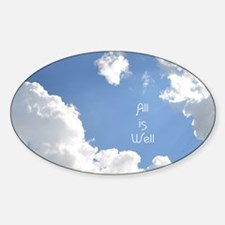 Alliswell Sticker (Oval)