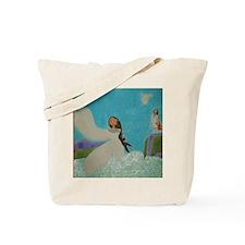 AiogaDollLaptop Tote Bag