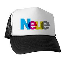 neue-black-cmyk Trucker Hat