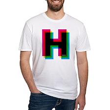 helvetica-h Shirt