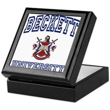 BECKETT University Keepsake Box