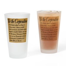 CONstitution Drinking Glass